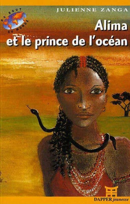 Roman - Alima et le Prince de l'Océan - Minsili Zanga